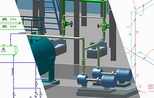 p\u0026ids, 3d pipework and piping isometrics in one integrated systemmodern pipework design systems provide advanced p\u0026id and 3d pipework layout tools piping isometric drawings are also generated completely automatically