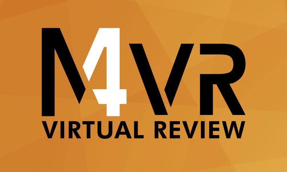 Beeindruckende Produktpräsentation mit M4 VIRTUAL REVIEW