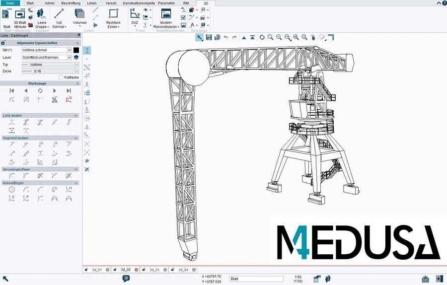 Hochwertige CAD-Software 30 Tage lang kostenlos testen