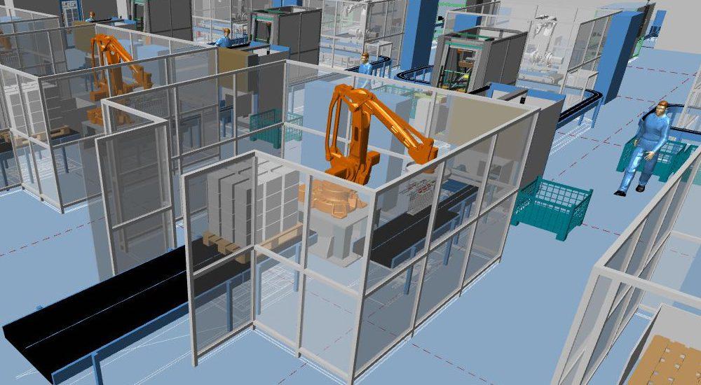 3D-Software für Anlagenbau und Fabrikplanung: MPDS4