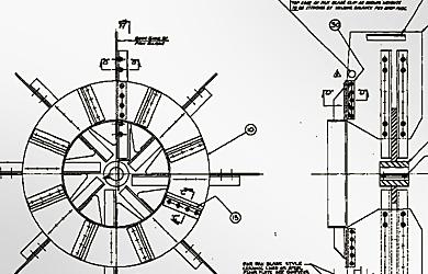 Einbindung, Bearbeitung und Speicherung von monochromen und farbigen Rasterdaten, Scans und Fotos in CAD-Zeichnungen