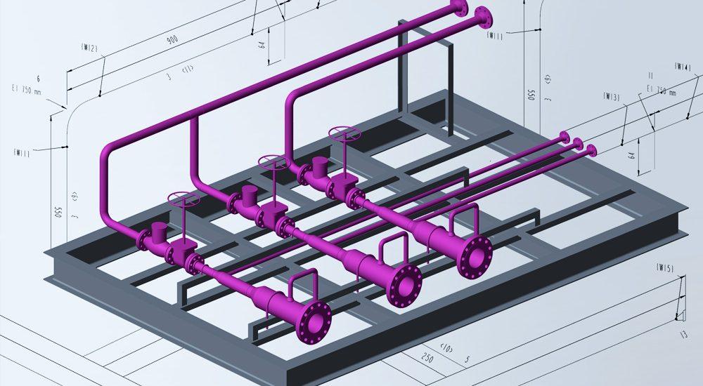 Rohrleitungsisometrien automatisch erzeugen