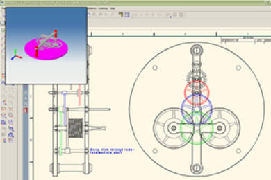 Modellbau mit kostenloser cad software auf linux und windows - Software progettazione giardini 3d gratis ...