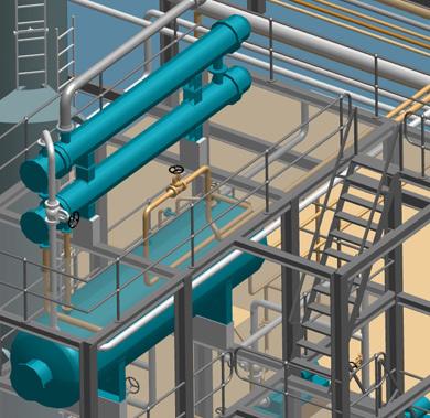 Eine intelligente Anlagenbausoftware kann mehr als nur 3D
