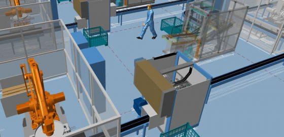 Im Anlagenbau ganzheitlich und intelligent planen.