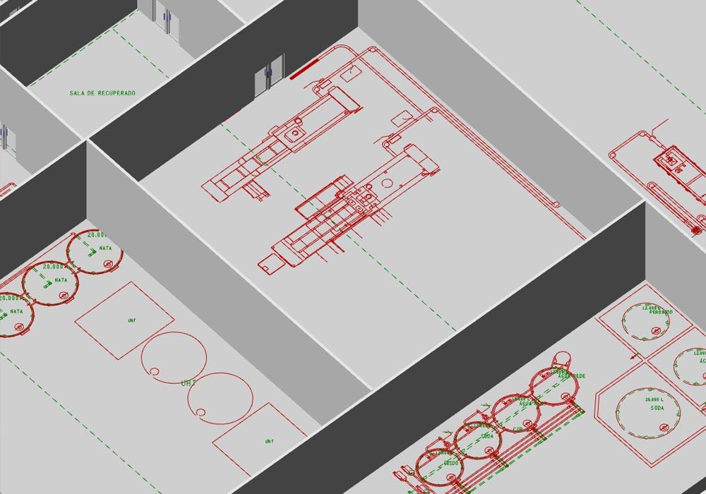 Fabrikplanung in 3D bietet enorme Vorteile