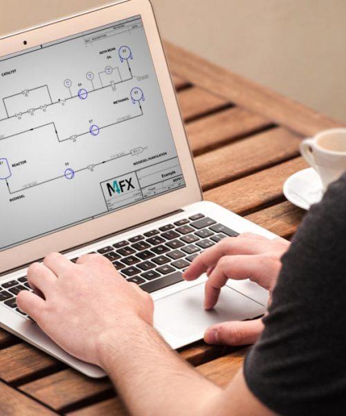 Planung in der Verfahrenstechnik mit moderner Software