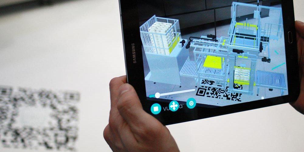 Mit AR und VR den Messestand digital vergrößern