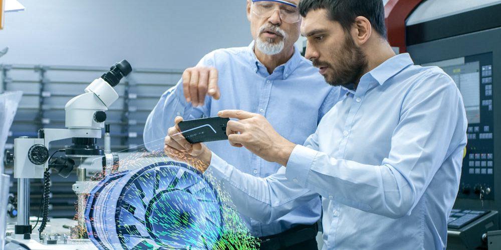3D-Modelle auf dem Smartphone für den Vertrieb