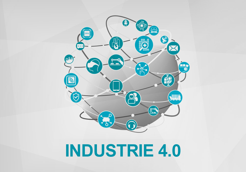 Digitalisierung und Industrie 4.0 im Überblick