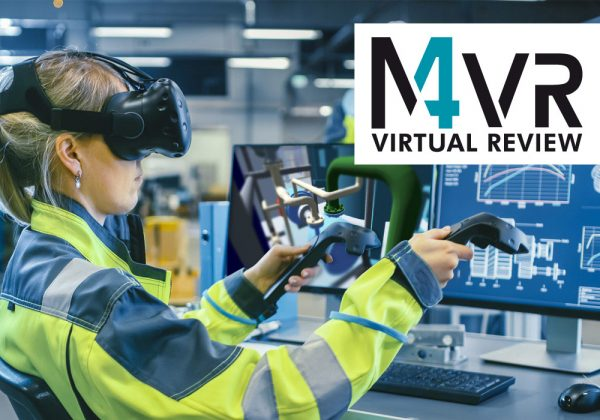 Ein performantes VR-Erlebnis mit M4 VIRTUAL REVIEW