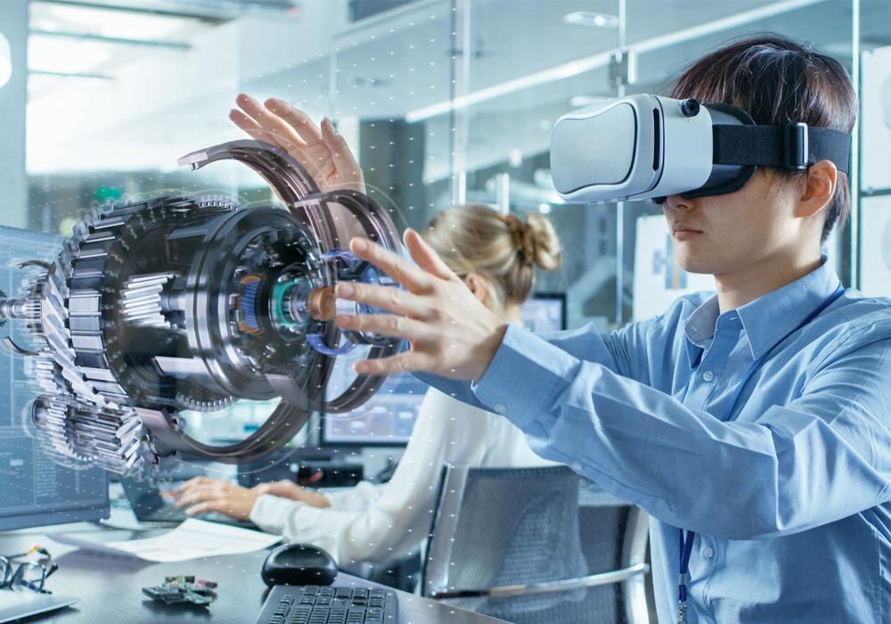 Einzelne Modellteile in der virtuellen Realität einfach verschieben