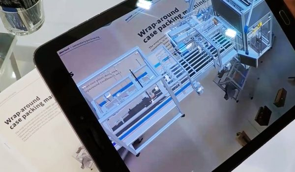 AR-Katalog-Applikation-Beispiel