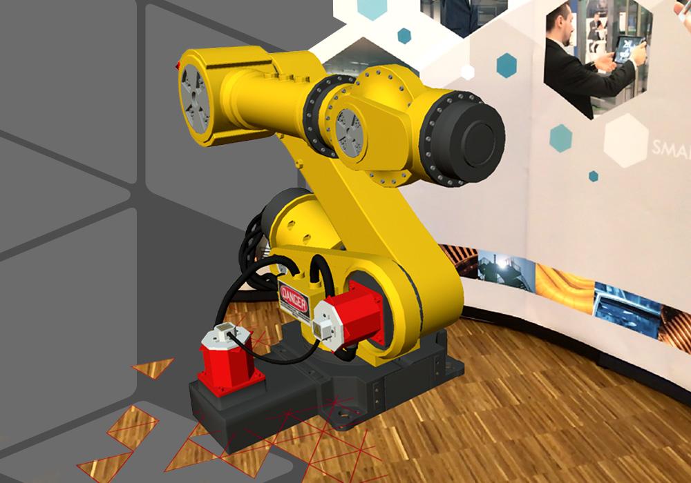 kostenlose AR-App von CAD Schroer