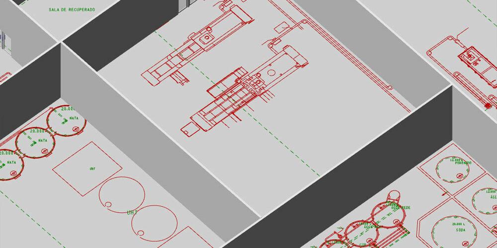 Der Weg zur virtuellen Fabrik führt vom 2D-Layout über die 3D-Planung