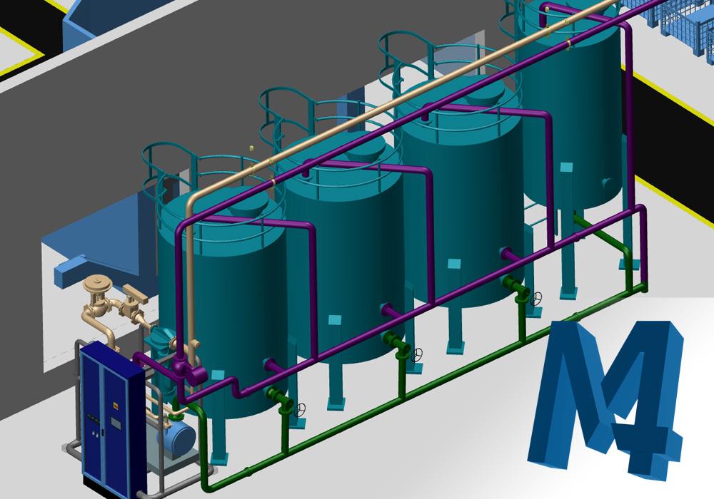 M4 PLANT: Für Profis im Fabrik- und Anlagenbau