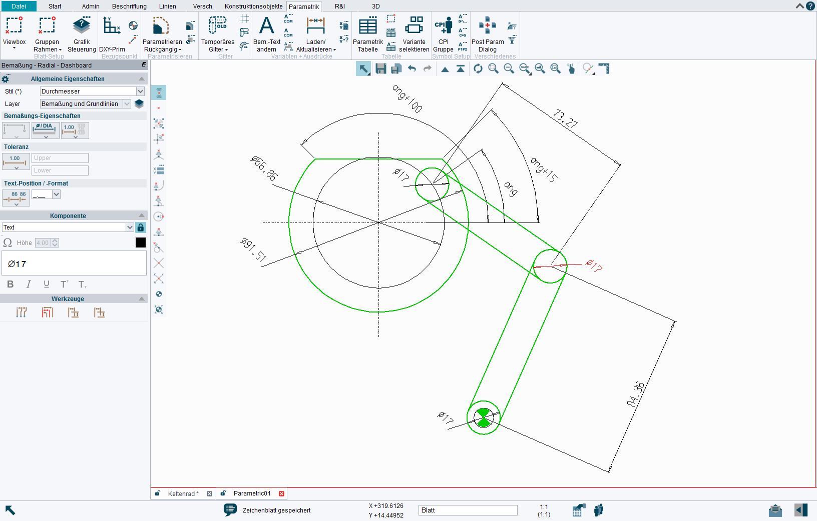 Konstruktions- und Prozess-Automatisierung