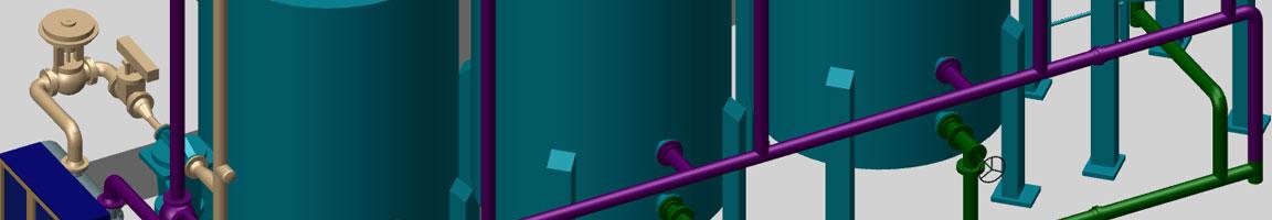 Ein Rohrleitungspaket für eine ganzheitliche Planung: M4 PLANT